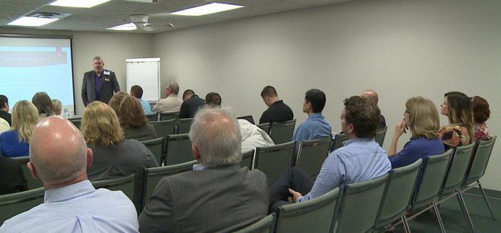 Wichita, Kansas News, Weather, Sports – Group tackles cyber security at Wichita forum
