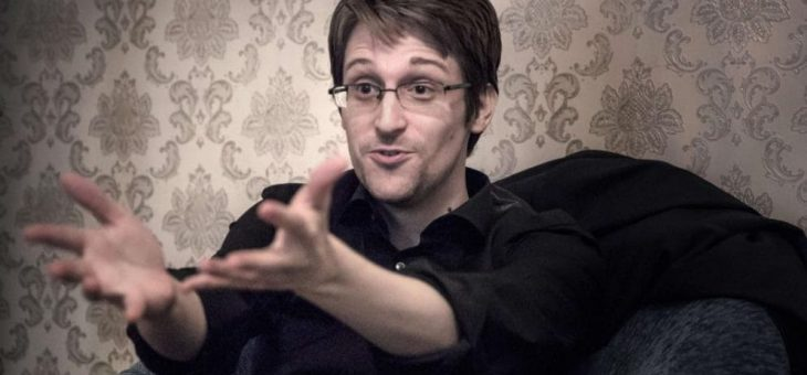 Edward Snowden points blame at NSA for not preventing NHS cyber attack