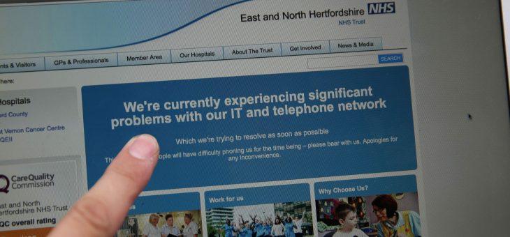 'Ransomware' cyberattack cripples Britain's hospitals