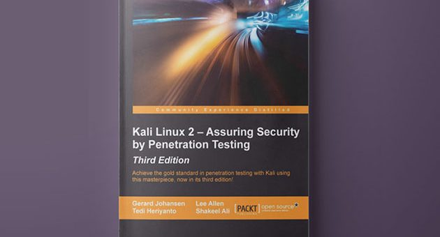 Kali Linux 2 Assuring Security by Penetration Testing for $10