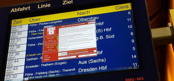 Cyber attack: Two Indonesian hospitals, German rail operator affected