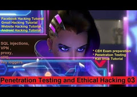 Penetration Testing and Ethical Hacker Training