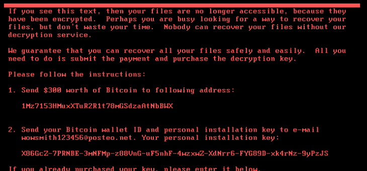 Financial Impact of NotPetya Ransomware Continues to Grow