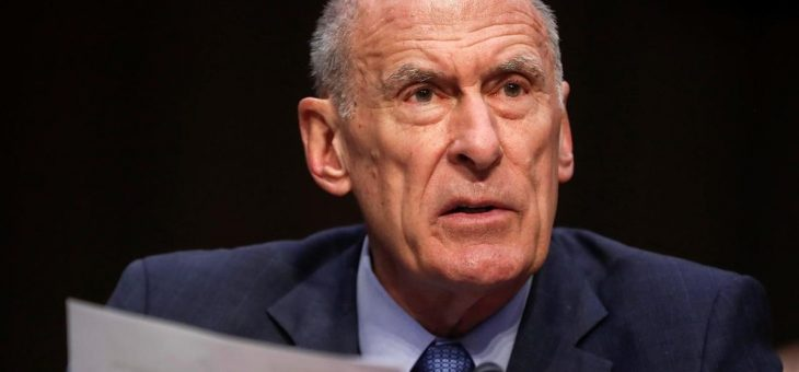 Cyberthreat warnings 'blinking red,' says top U.S. intelligence official