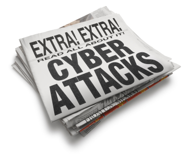What are the most common cyber attack?