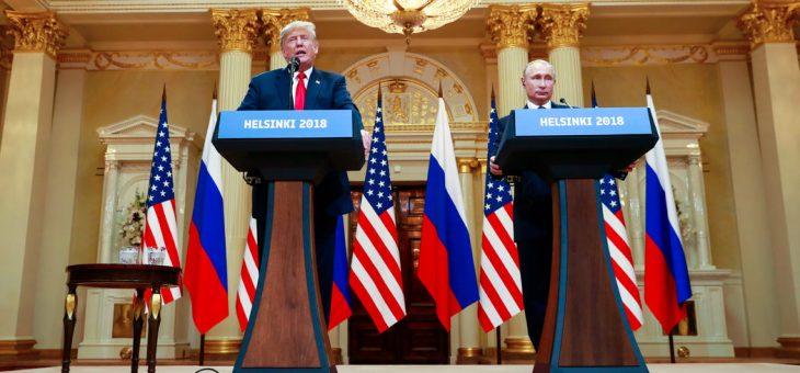 Trump and Putin vs. America – The New York Times