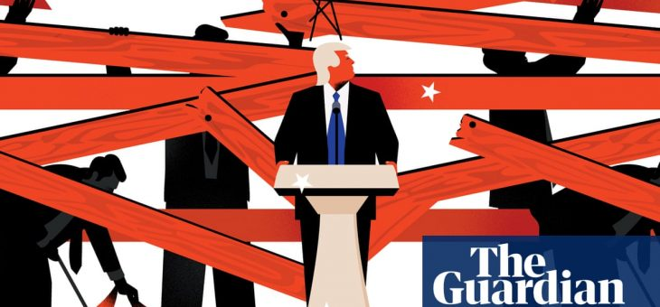 'This guy doesn't know anything': the inside story of Trump's shambolic transition team