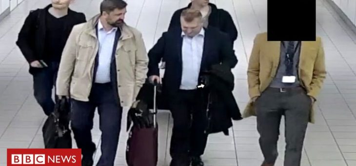 Russia's GRU 'targeted chemical weapons watchdog OPCW'