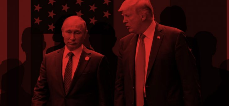Is Donald Trump a Traitor?